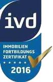 ivd Fortbildungs Zertifikat 2016